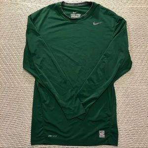 Nike Pro Dri-Fit Long Sleeve Compression Shirt